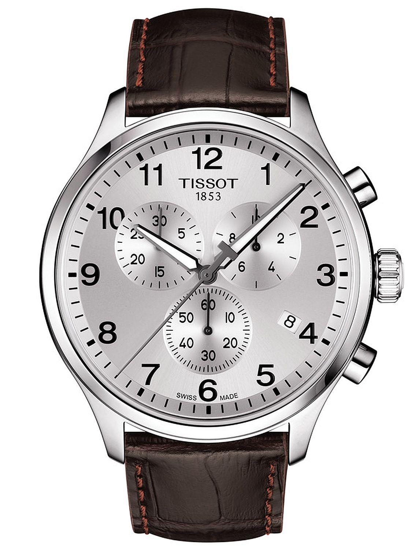 9b6ac0dcc3b Tissot T116.617.16.037.00 Men's Watch Chrono XL Classic Image 1 ...