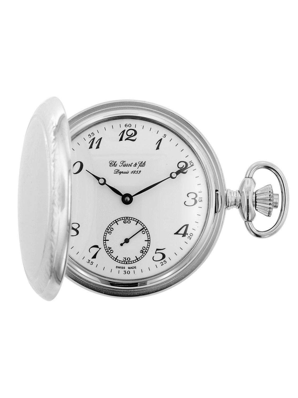 pocket mechanical watch