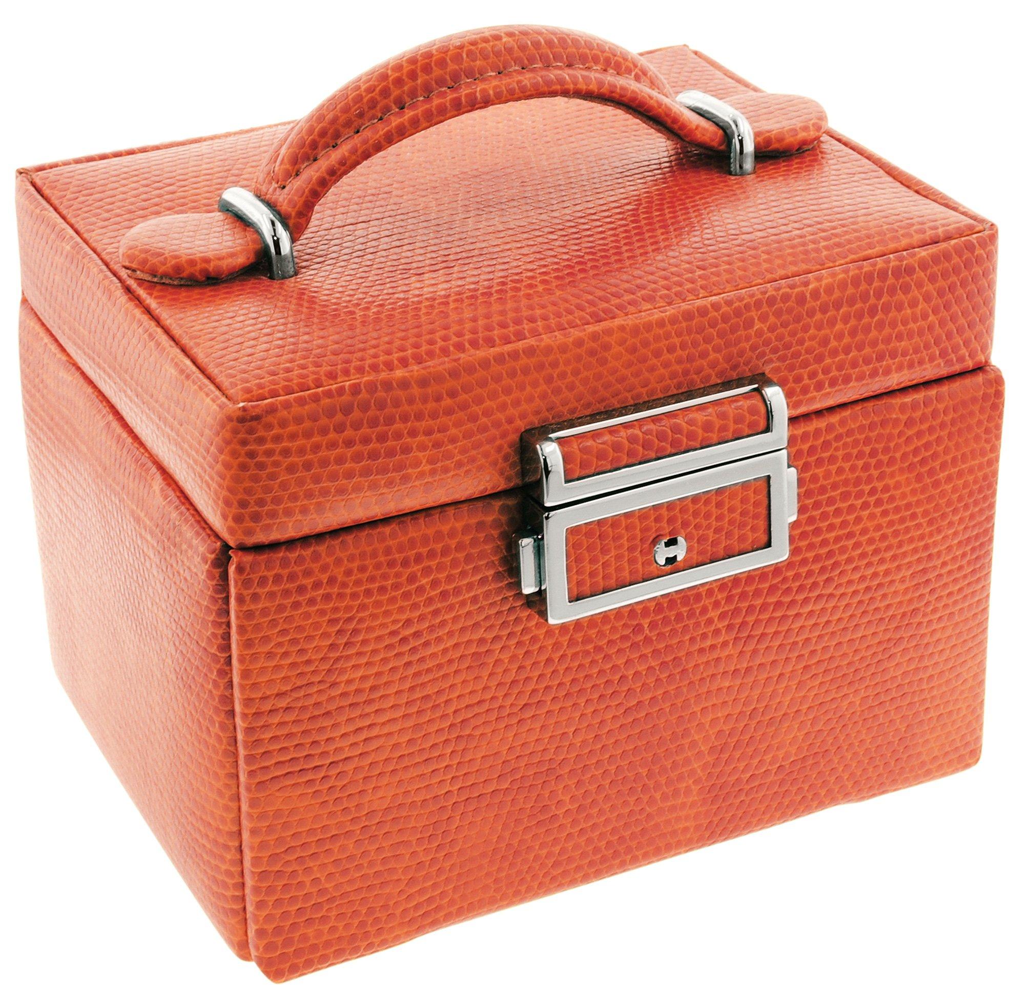 trendor 8050 58 schmuckk stchen orange uhrcenter. Black Bedroom Furniture Sets. Home Design Ideas