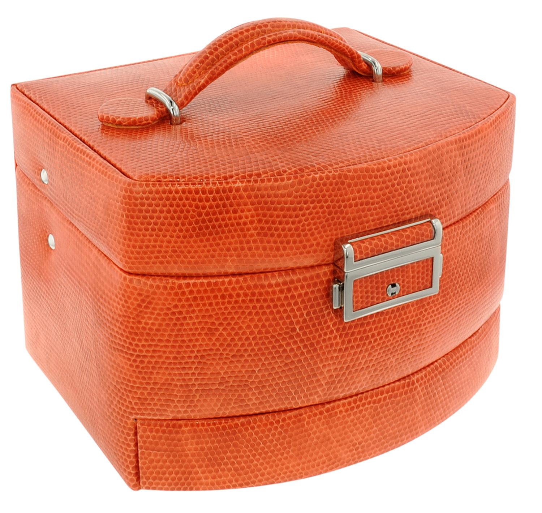 trendor 8050 60 schmuckk stchen orange uhrcenter. Black Bedroom Furniture Sets. Home Design Ideas
