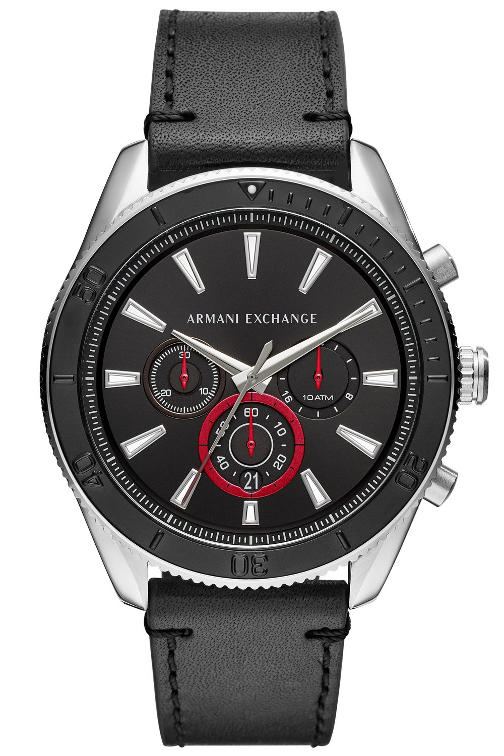 armani exchange chronograph f r herren ax1817 uhrcenter. Black Bedroom Furniture Sets. Home Design Ideas