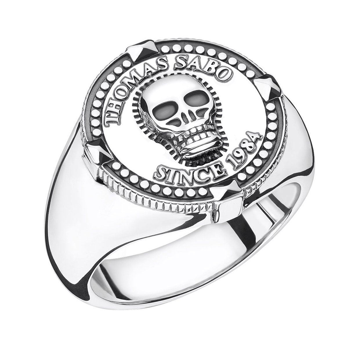 70450a15dd75 THOMAS SABO Men´s Ring TR2210-637-21 • uhrcenter