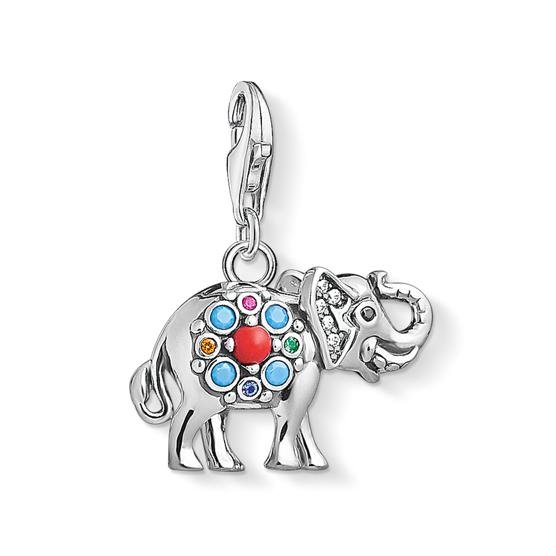 THOMAS SABO Charm-Anhänger Elefant 1668-506-7 • uhrcenter
