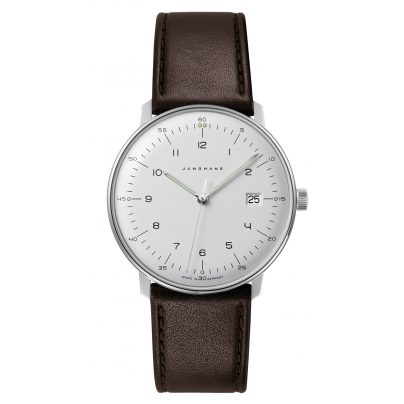 Junghans 041/4461.00 max bill Quarz Herrenuhr 4000897389888