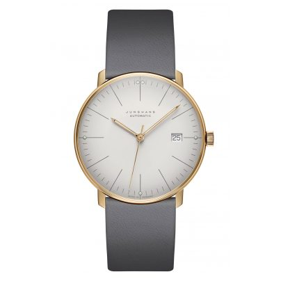 Junghans 027/7805.00 max bill Automatic Herrenuhr 4000897391218