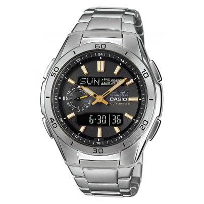Casio WVA-M650D-1A2ER Solar Funk-Herrenuhr 4549526161599