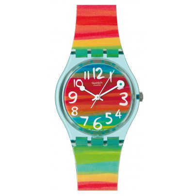 Swatch GS124 Color The Sky Damenuhr 7610522247390