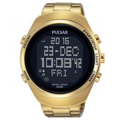Pulsar PQ2056X1 Herrenuhr Digital-Chronograph Pulsar X 4894138031199
