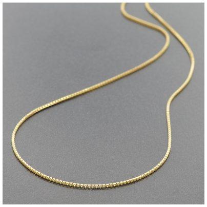 Details zu TRENDOR Schmuck Halskette für Anhänger Goldplattiert Venezianer Muster 08429