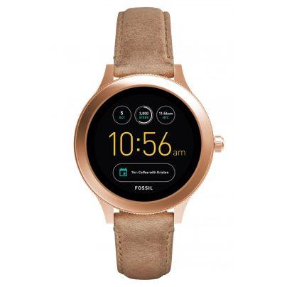 Fossil Q FTW6005 Venture Smartwatch Touchscreen Damenuhr 4053858924734