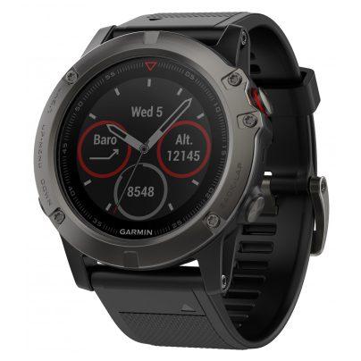 Garmin 010-01733-01 fenix 5X Saphir GPS Multisport Smartwatch 0753759166915