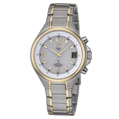 ETT Eco Tech Time EGS-11225-11M Solar Drive Funk Herren-Armbanduhr 4260091349761