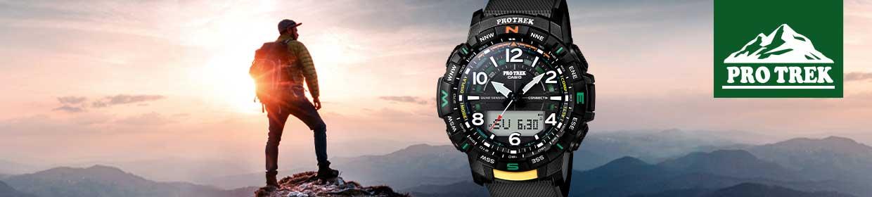 Casio Pro Trek Outdoor Watches